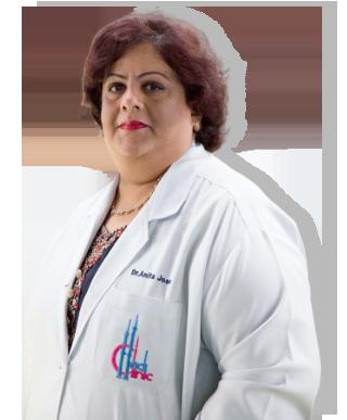 Dr. Anita Jose