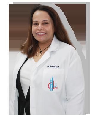 Dr. Khalda Abdallah Rashed