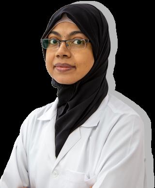 Dr. Rumaiza Parkhodan Kader